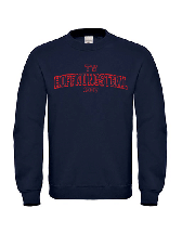 College Sweater Navy